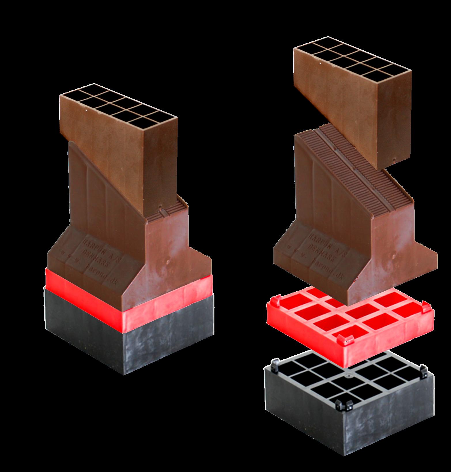 Wspornik Harpun