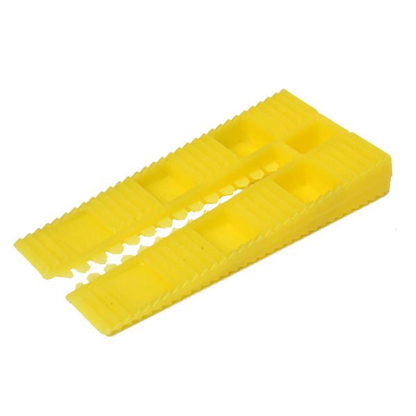 klin dachowy żółty